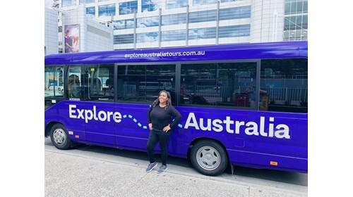 Andrea in Melbourne Australia