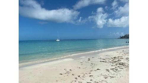 Cancun Beach Walk