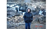 Enjoying the Icelandic Cold and Beauty