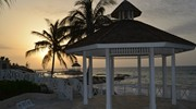 Seaside Gazebo Hyatt Ziva & Hyatt Zilara  Jamaica
