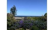 View of the North Sea, Bernieknowes Scotland