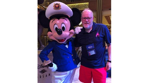 Mickey Mouse Disney Cruise Line 2019