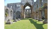 The Unfinished Church in Bermuda