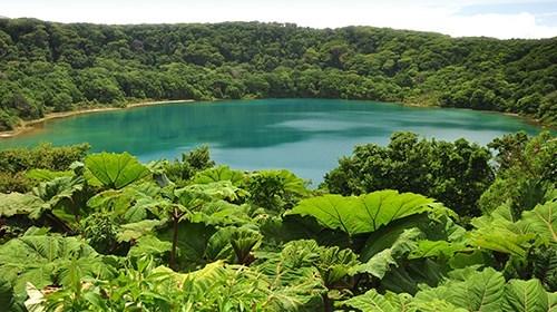 Laguna Botos, Costa Rica
