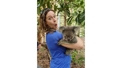 Koala-ty Time With This Cutie!