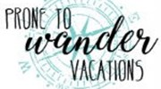 Prone to Wander Vacations now booking!