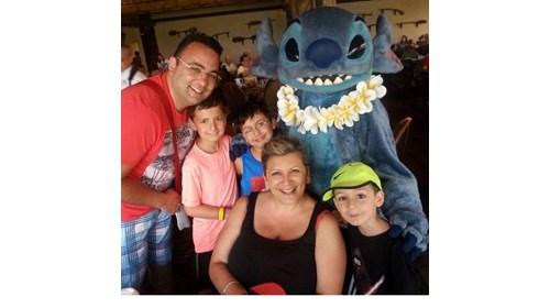 A Purely Magical moment - Walt Disney World Resort