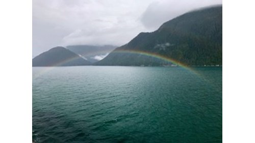 Cruising through Alaska