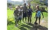 Hot mud baths in Fiji - Amazing!