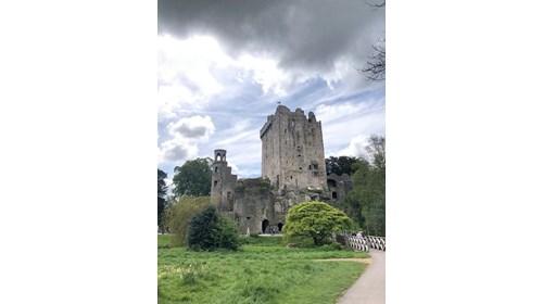 Blarney Castle in Ireland!