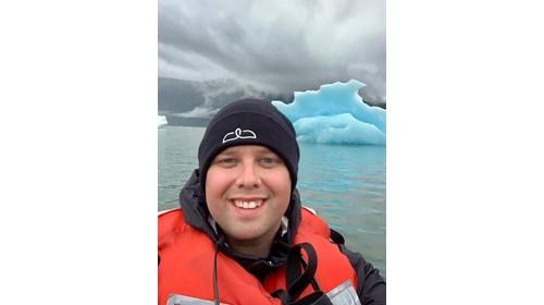 Glaciers in Alaska aboard UnCruise