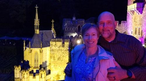 Private reception at Rheinstein Castle