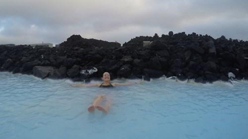Snorkeling Silfra, Thingvellir Nat'l Park, Iceland