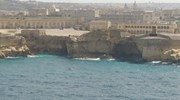 Cruise Port in Malta