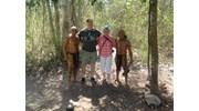 Mayan ruins tour and we meet some Mayan people