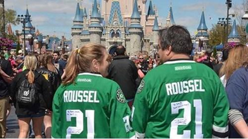 Celebrating 21st Anniversary at Walt Disney World