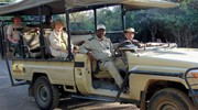 The Reids' on Safari