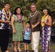 Luau in Kauai