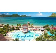 Beautiful Pool at Sandals - Antiqua