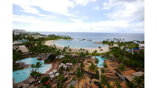 Aulani, a Disney Resort & Spa, in Hawaii