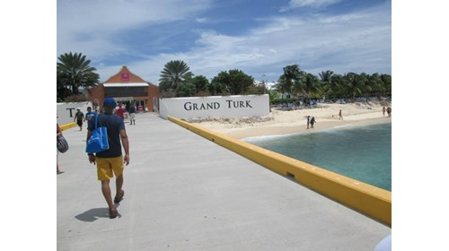 Grand Turks in Turks and Caicos Islands