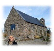 Church of the Good Shepard, South Island of New Ze