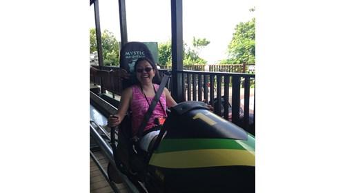 I'm a Jamaican Bobsledder!