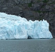 Glacier Bay Alaska on the inside passage cruise