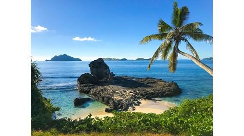 Matamanoa Island Fiji