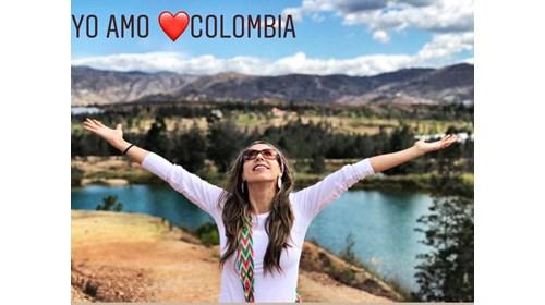 Yo amo a Colombia