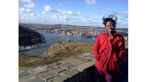 Memories from Signal Hill, Canada