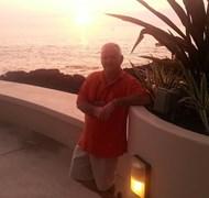 Sunset on the Big Island of Hawaii