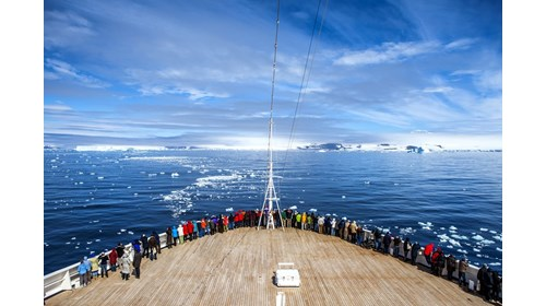 Expedition Cruising in Antarctica