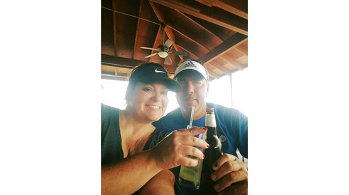 Cheers to many vacations!