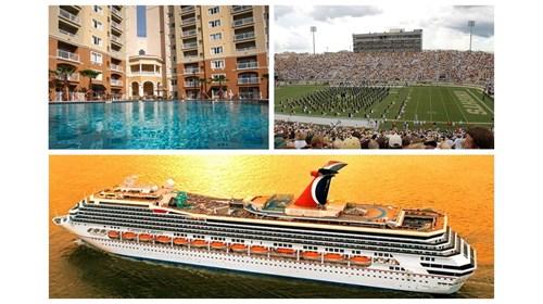 2021 Tru Blu Travel ESPN Cruise & BSU vs UCF