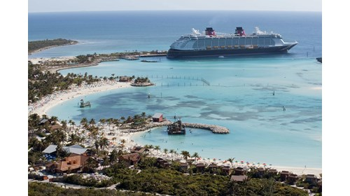 Disney Cruise Line's Private Island, Cataway Cay