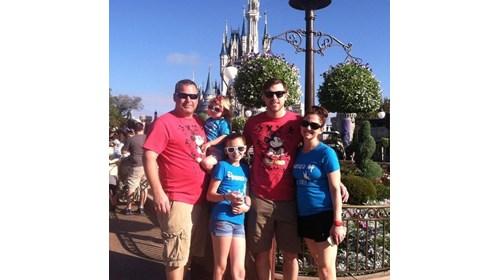 Magical Day at Magical Kingdom Pre-Cruise :)