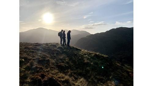 Hiking experience, Lake District, UK - Nov 2019