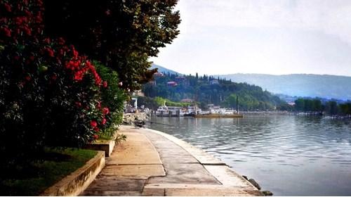 Lake Trasimeno Perugia Umbria Italy