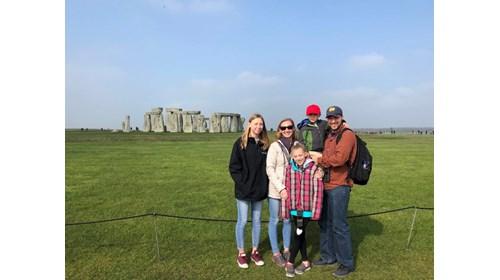 Stonehenge 2019