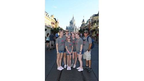 My family loves to go to Walt Disney World