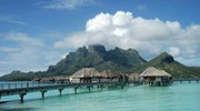 Your slice of heaven in an overwater bungalow!
