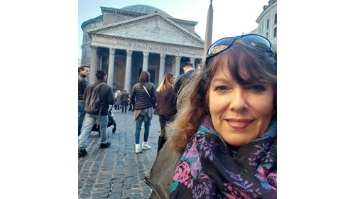 Join me for a Cappuccino in front of the Pantheon?