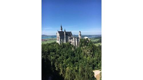 Exploring beautiful Santorini