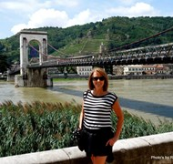 Rhone River Cruise, July 2014 on the Uniworld SS C