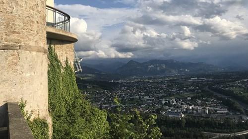 Bregenz Austria-Capital of the state of Vorarlberg
