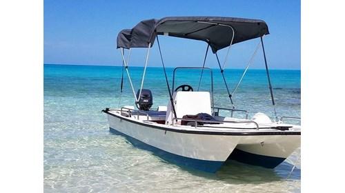 Off the coast of Bermuda