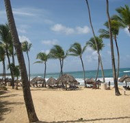 Excellence Punta Cana beach location