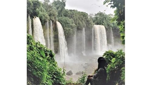 Calmness, Osun State Waterfall. Nigeria