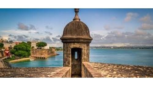 El Morro, Old SanJuan, Puerto Rico